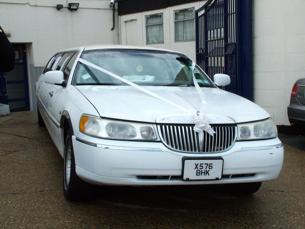 Limousine Car Hire London