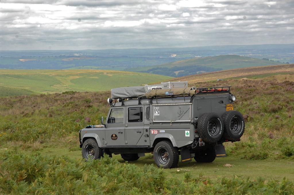 All New Land Rover Defender >> Land Rover Defender 130 Overland 98 | trek2oz | Flickr