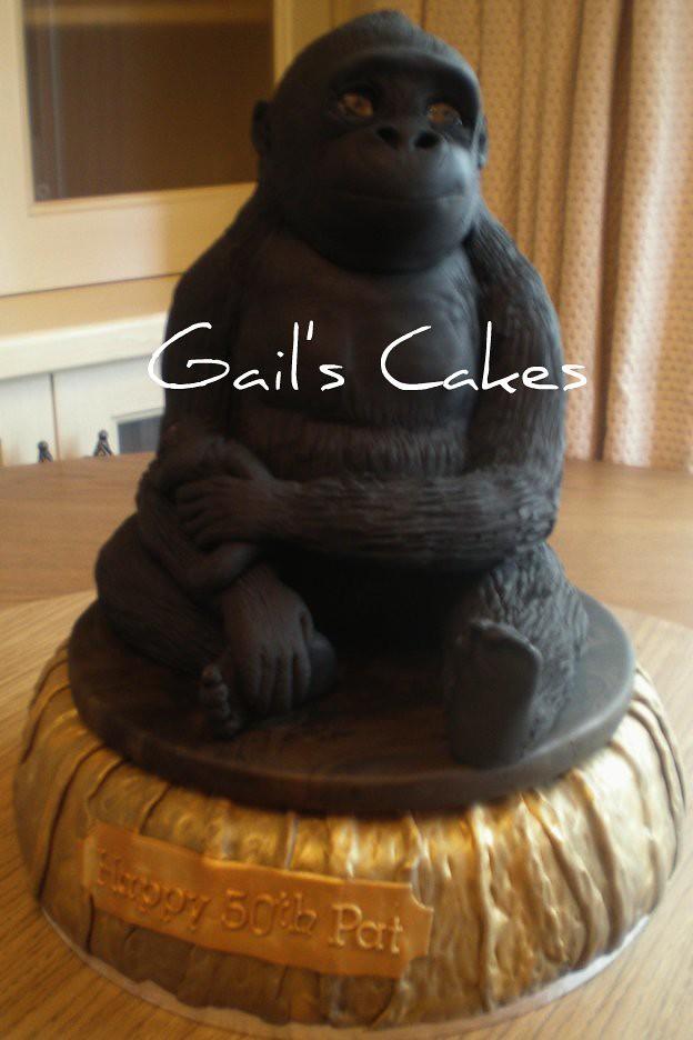 Gorilla Cake Pan