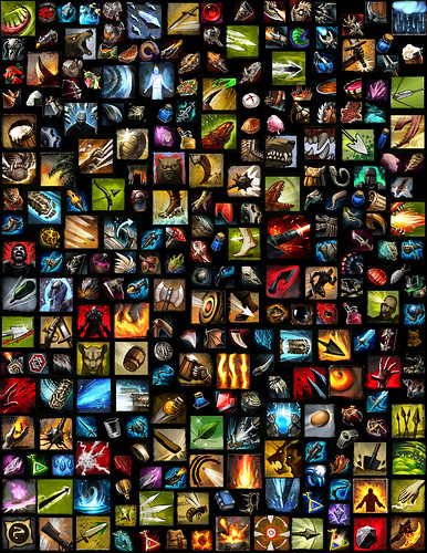 Selection of Guild Wars 2 Skill Icons | Flickr - Photo Sharing!: https://www.flickr.com/photos/arenanet/4897900597
