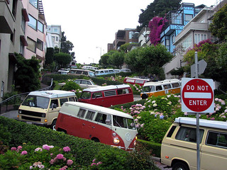 Westys take-over Lombard St., San Francisco | by GoWesty (Official)