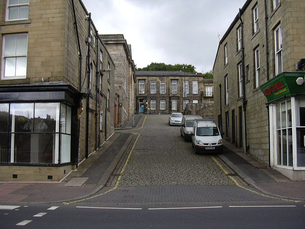 Bacup Police Station, Lancashire | ONE of East Lancashire ...