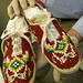 Lakota Sioux Beaded Sneakers