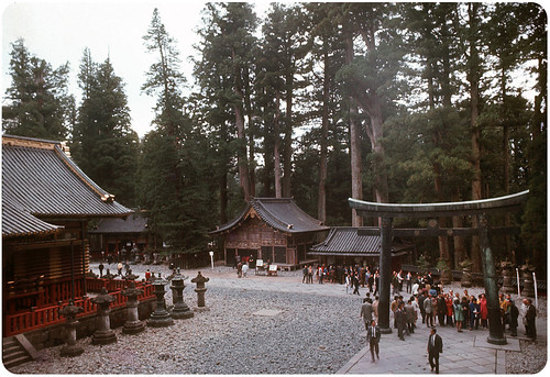 Toshogu Shrine, Japan — 1964 | by ElectroSpark