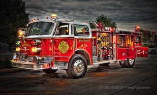 FIRE TRUCK HDR | by eclipse_supremo