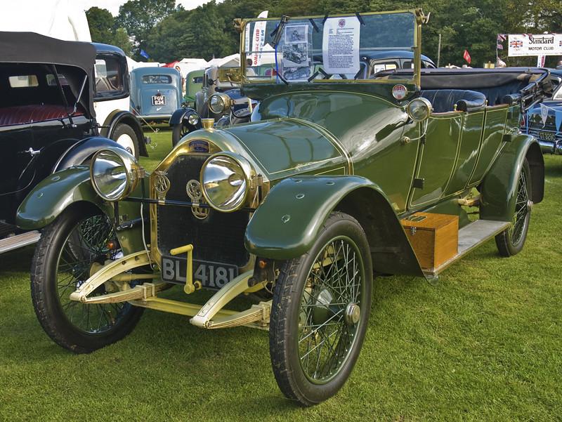 Tatton Park Classic Car Show August