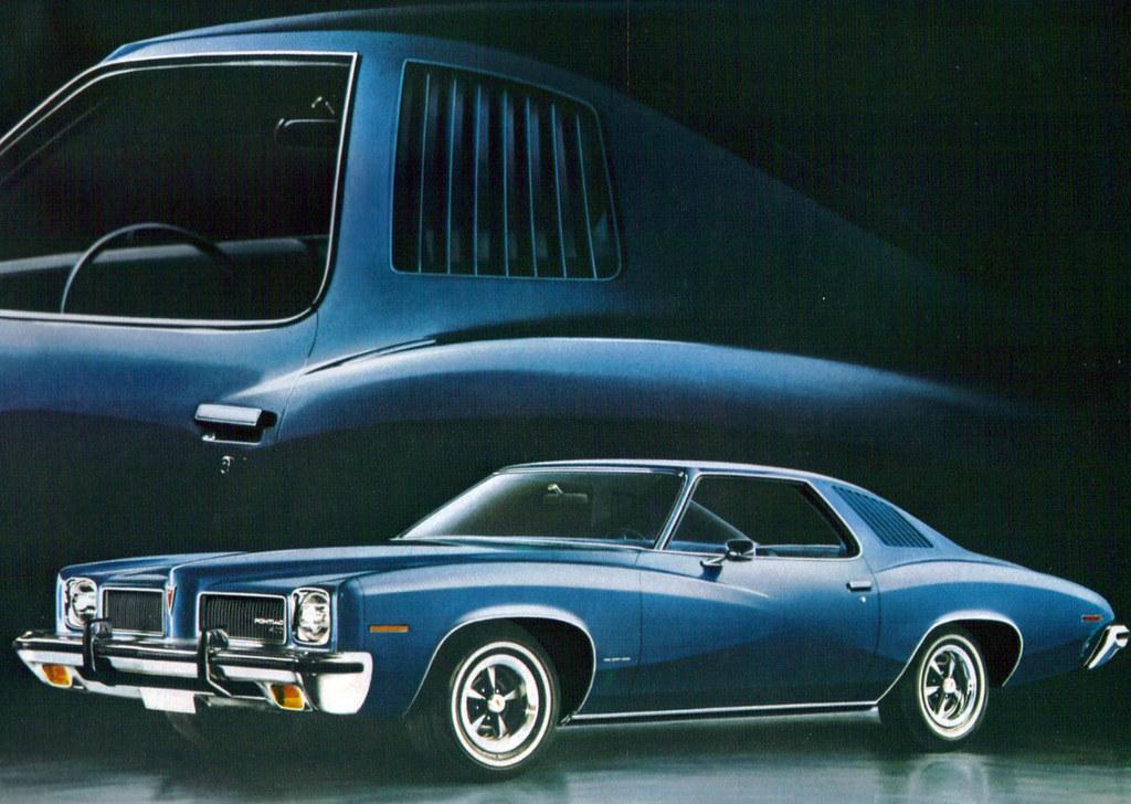 1973 Pontiac LeMans Sport Coupe   coconv   Flickr