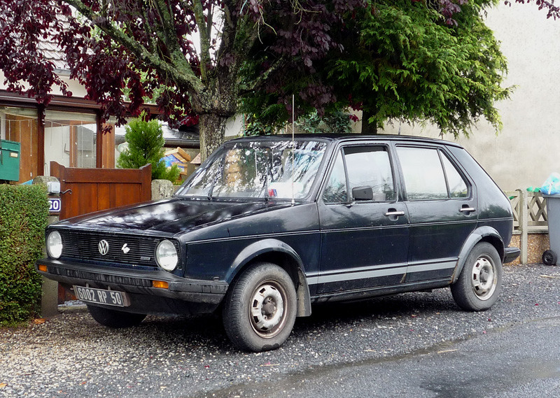 vw golf mk1 5dr diesel had it not been for missing a junct flickr. Black Bedroom Furniture Sets. Home Design Ideas