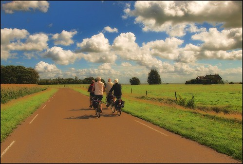 cycle touring - Zuiderzeeroute | by macfred64