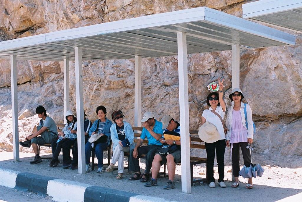 好像一群人在等公車, on Flickr