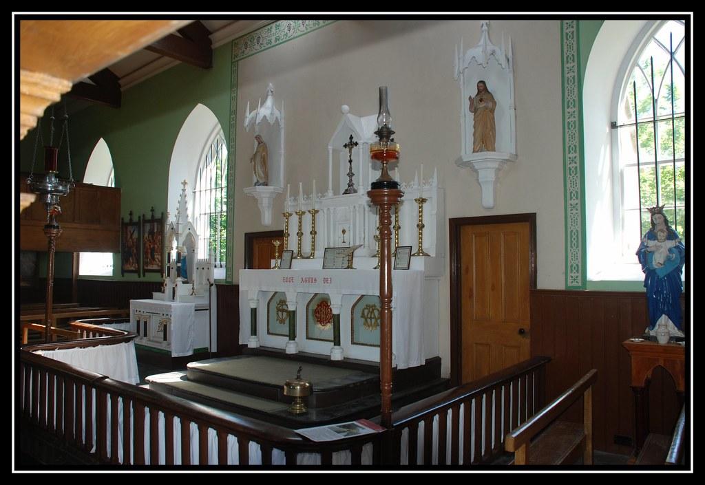 St John The Baptist Roman Catholic Church Ulster Folk