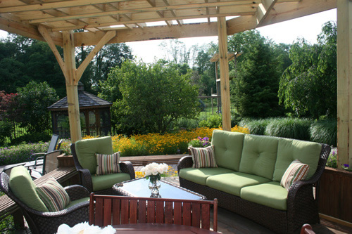 ... Outdoor Patio Designer | By Lugbill Designs | Chicago Interior Designers