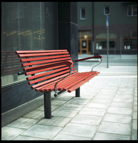 Bench | by Fredrik Forsberg