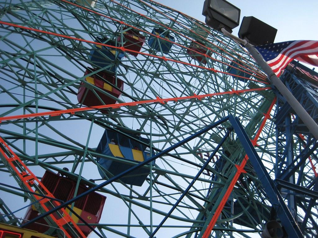 Coney Island Vr Ride