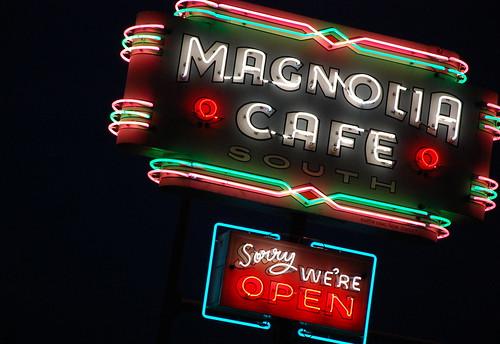 Magnolia Cafe  S Congress Ave