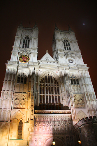 Westminster Abbey at Night | by sunshine35114