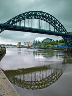 Tyne Bridge Reflections | by Gerry Balding