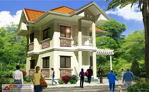 Ready made house plans for sale laguna de bay two for Pre made house plans