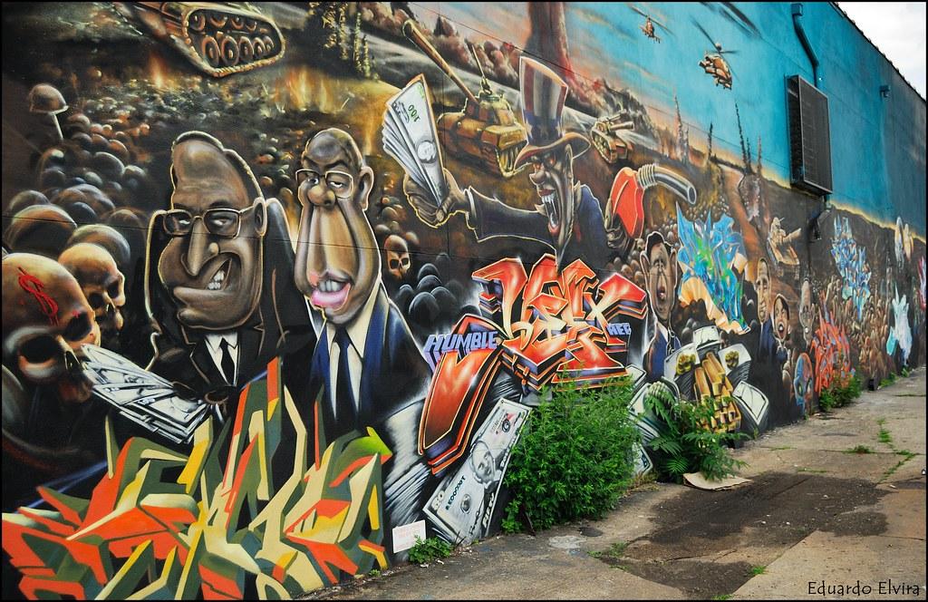 Grafitis del Bronx | Flickr - Photo Sharing!