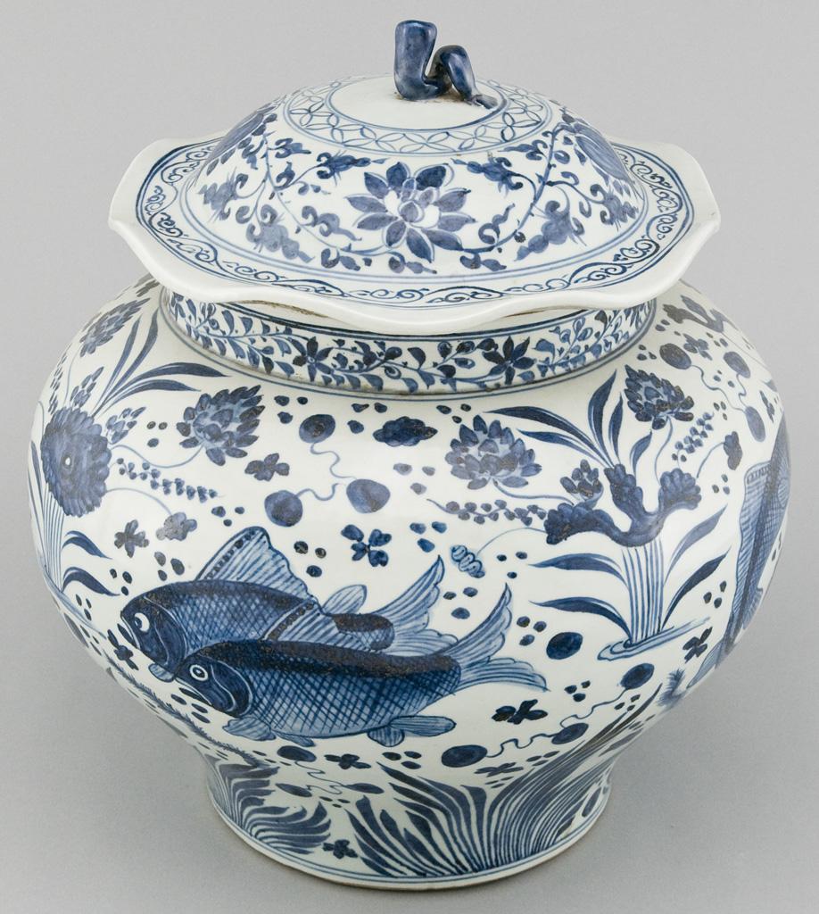 Sc1010y Chinese Blue White Porcelain Vase Blue Amp White Por Flickr