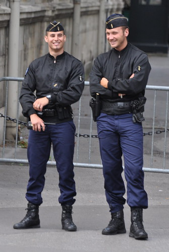 Police / Gendarmerie | by Oscar in the middle