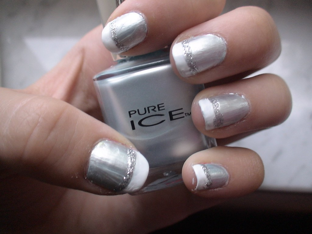 ... Pure Ice Winter Nails | by Pure Ice Nails