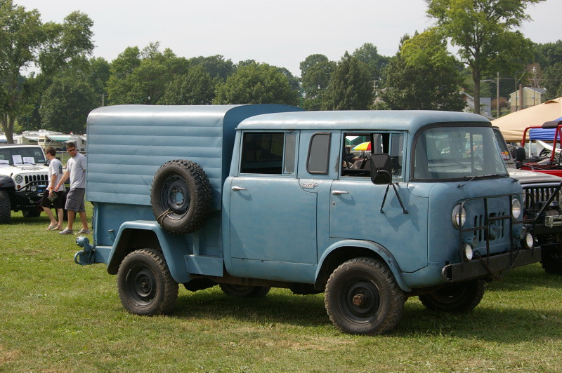 Jeep Fc For Sale >> Jeep M677 Crew Cab Pickup Truck Based On The FC-170 Chassi… | Flickr