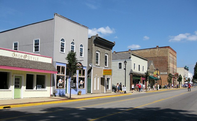 Downtown Newaygo Flickr Photo Sharing