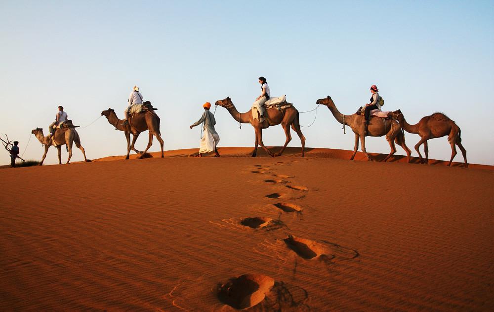 thar desert people - 1000×633