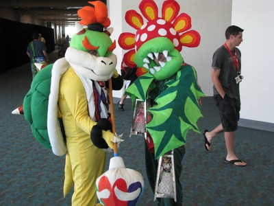 ... Bowser Jr. and Piranha Plant costumes (400x300) | by ajpaulsen & Bowser Jr. and Piranha Plant costumes (400x300) | ajpaulsen | Flickr