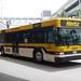 Hertz Car Rental shuttle