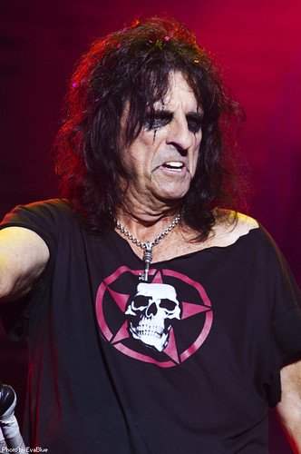ALICE COOPER - HEAVYMTL - 2 | by Eva Blue