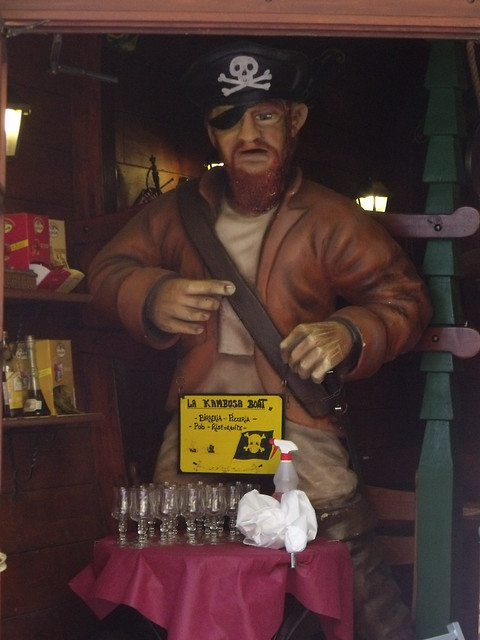 Pirates Pub Food Clearwater Fl