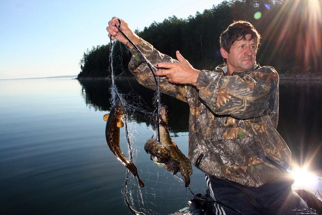рыбалка на озере байкал отчет