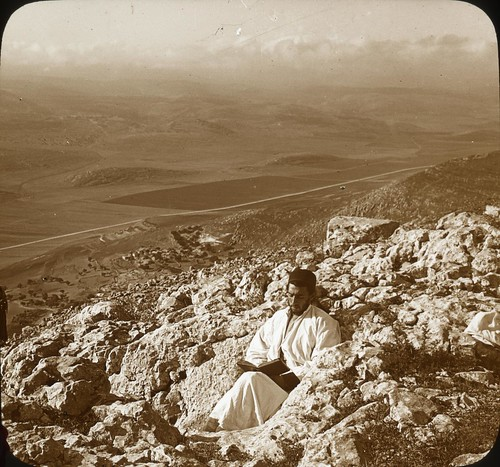 Mount Gerizim. Place of Abraham's Offering of Issac | by OSU Special Collections & Archives : Commons