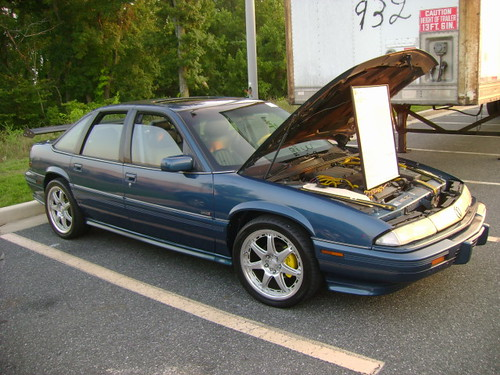1992 pontiac grand prix ste the sign claims that this is. Black Bedroom Furniture Sets. Home Design Ideas