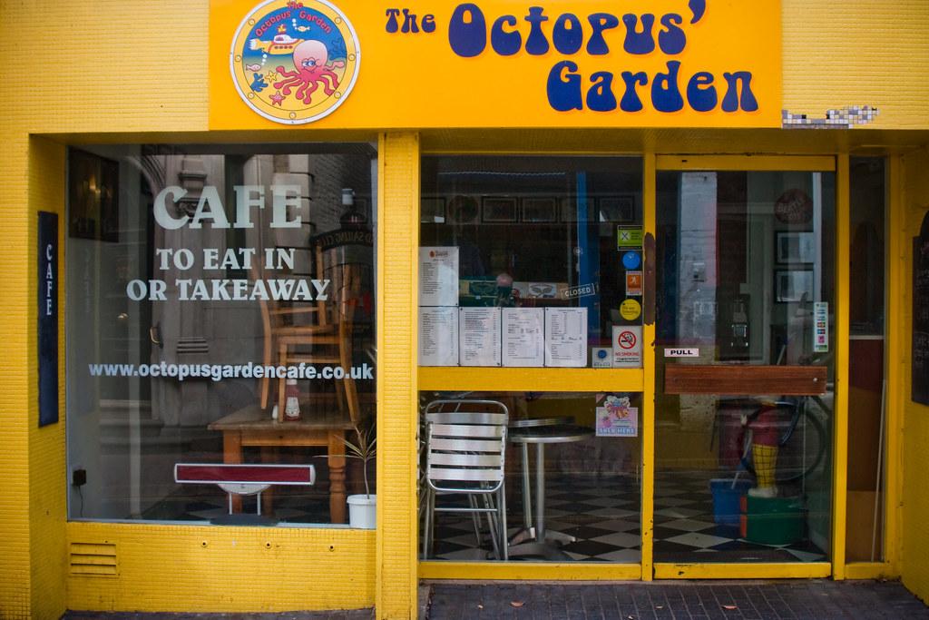 Octopus Garden Cafe Mount Maunganui