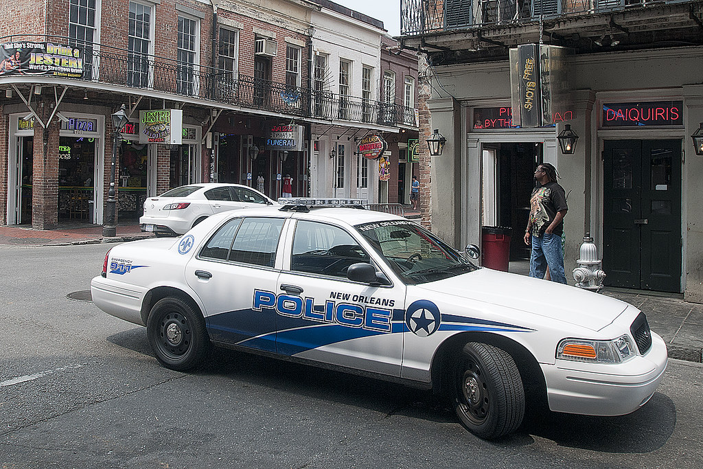 New orleans police car images for Police orleans