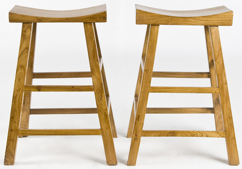 Wooden Stools For Living Room