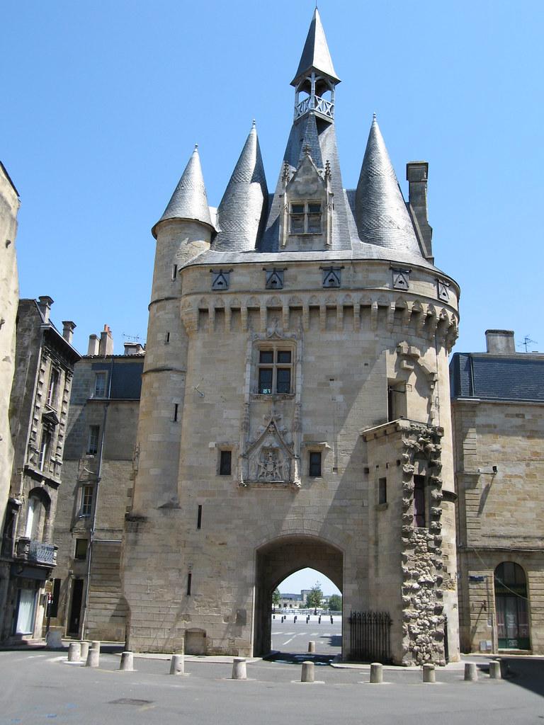 Porte cailhau bordeaux lien vers l 39 article de mon blog for Porte cailhau