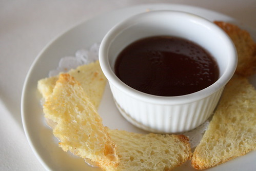 Blue Moon Bistro - Duck Liver Pate with Port Wine Gelee ...