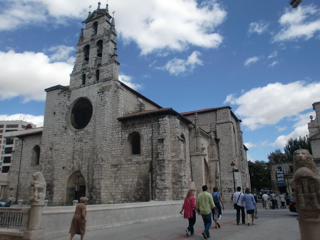 Iglesia San Lesmes in Burgos  Luud de Brouwer  Flickr