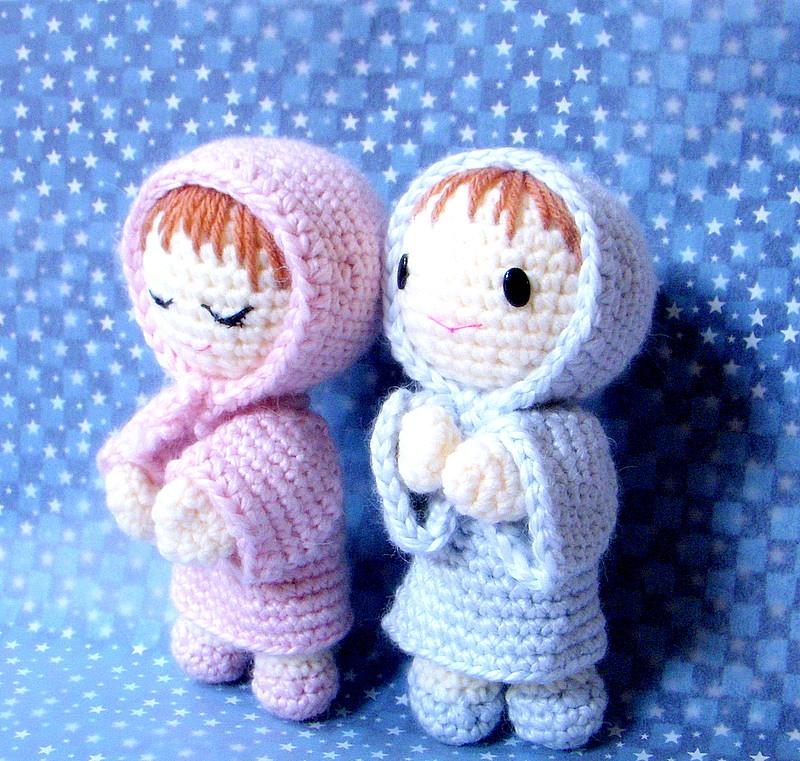 Amigurumi Klesik Doll : Say prayers-Amigurumi dolls Say prayers-Amigurumi dolls ...