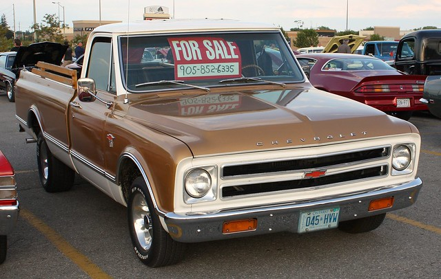 1967 Chevrolet C10 Fleetside Pickup Flickr Photo Sharing