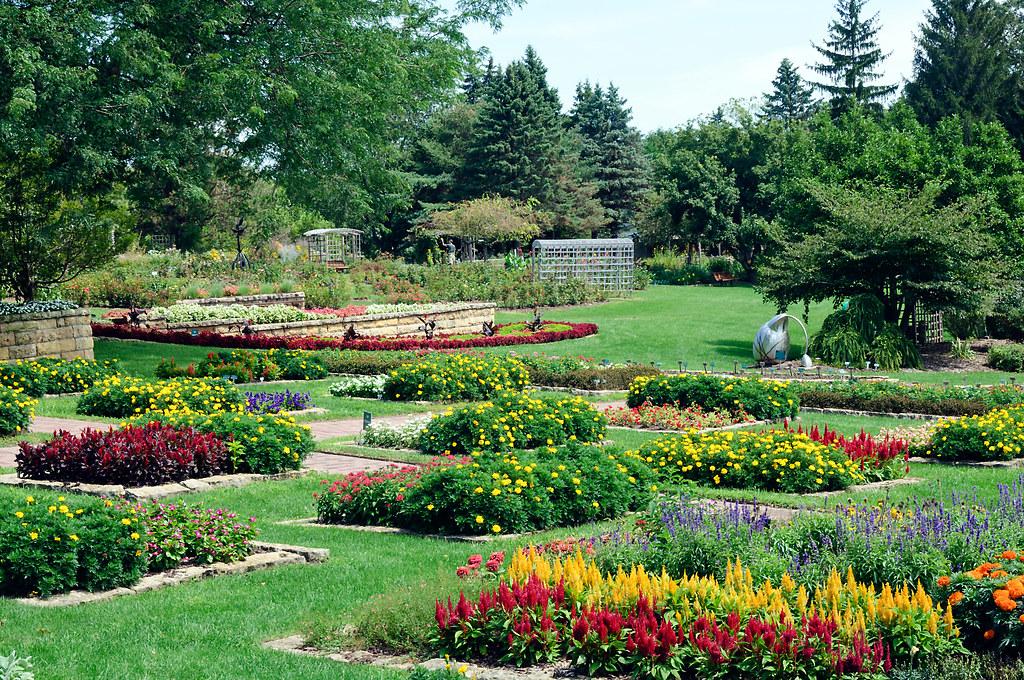 Dubuque Arboretum Iowa Marshall Park_0329 | SD Dirk | Flickr