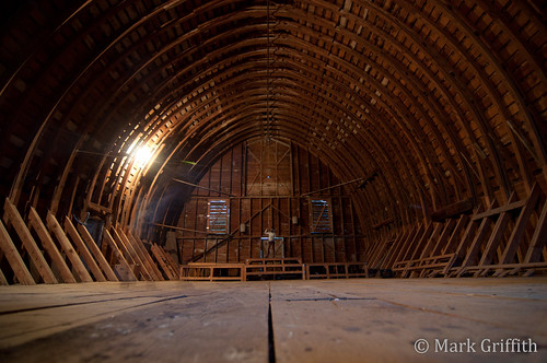 Ghosts in the Barn | by Mark Griffith