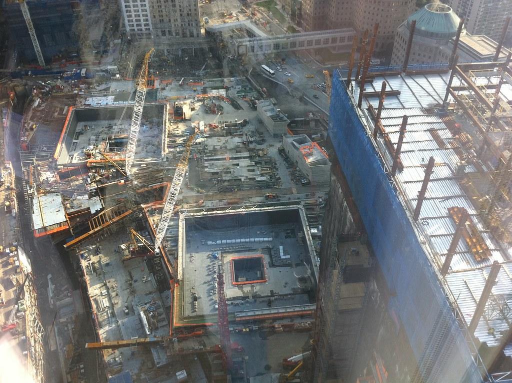 Tower 7 World Trade Center From World Trade Center 7