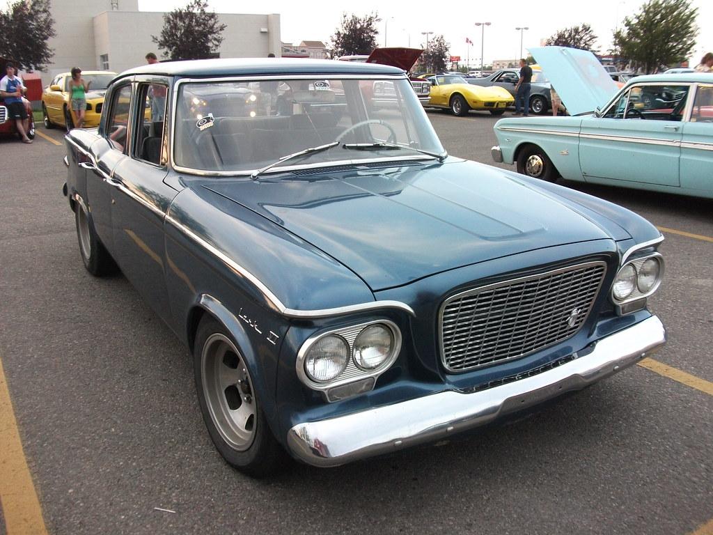 1961 Studebaker Lark Vi Studebaker Lark Vi With Slot