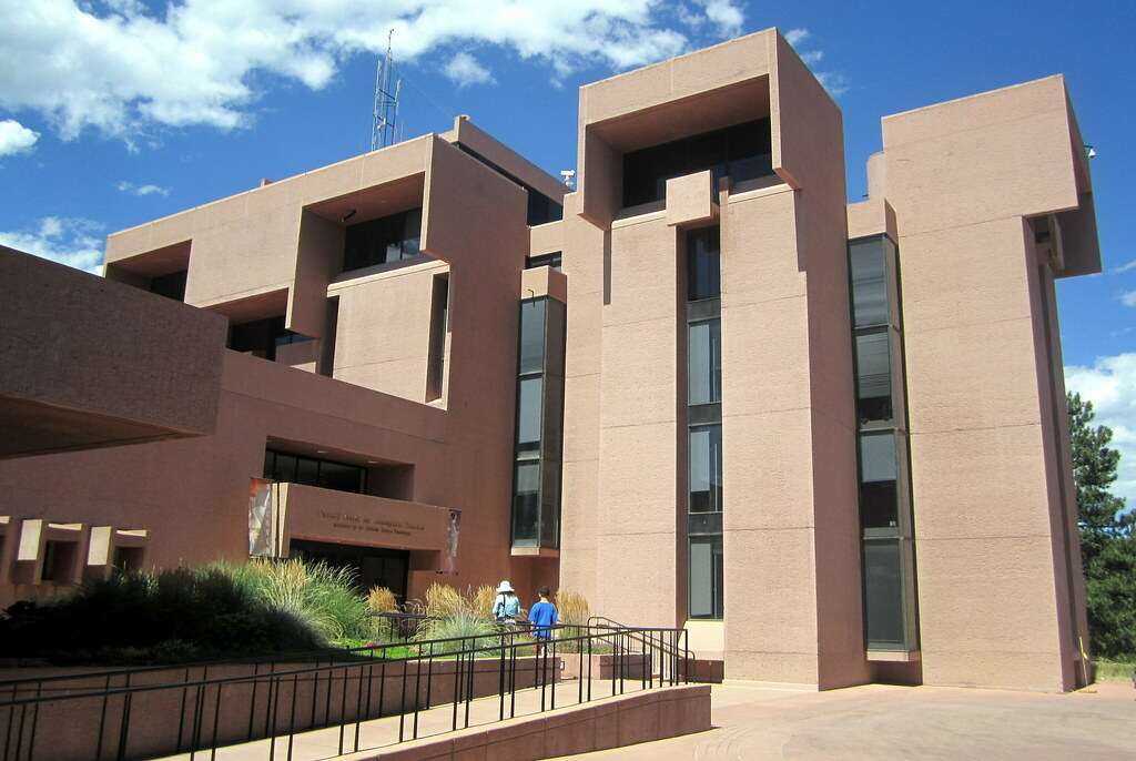 Colorado Boulder National Center For Atmospheric Resear