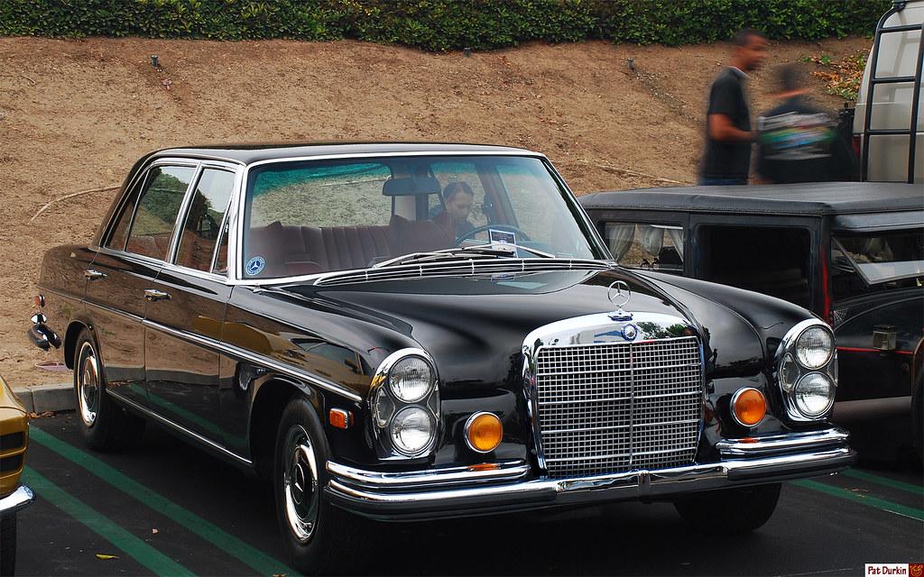 ... Mercedes Benz 300SEL 6.3 sedan - black - fvr   Cars & C…   Flickr